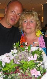 25 jaar getrouwd en een gouden huwelijksfeest