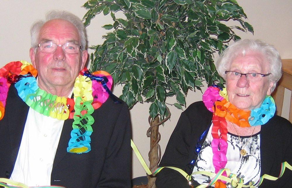 60 jaar getrouwd feest