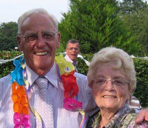 50 jaar getrouwd gouden huwelijk cadeau
