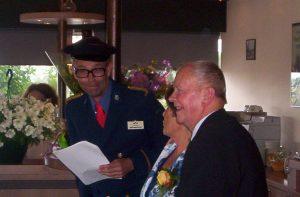 Coen en Ans 50 jaar getrouwd