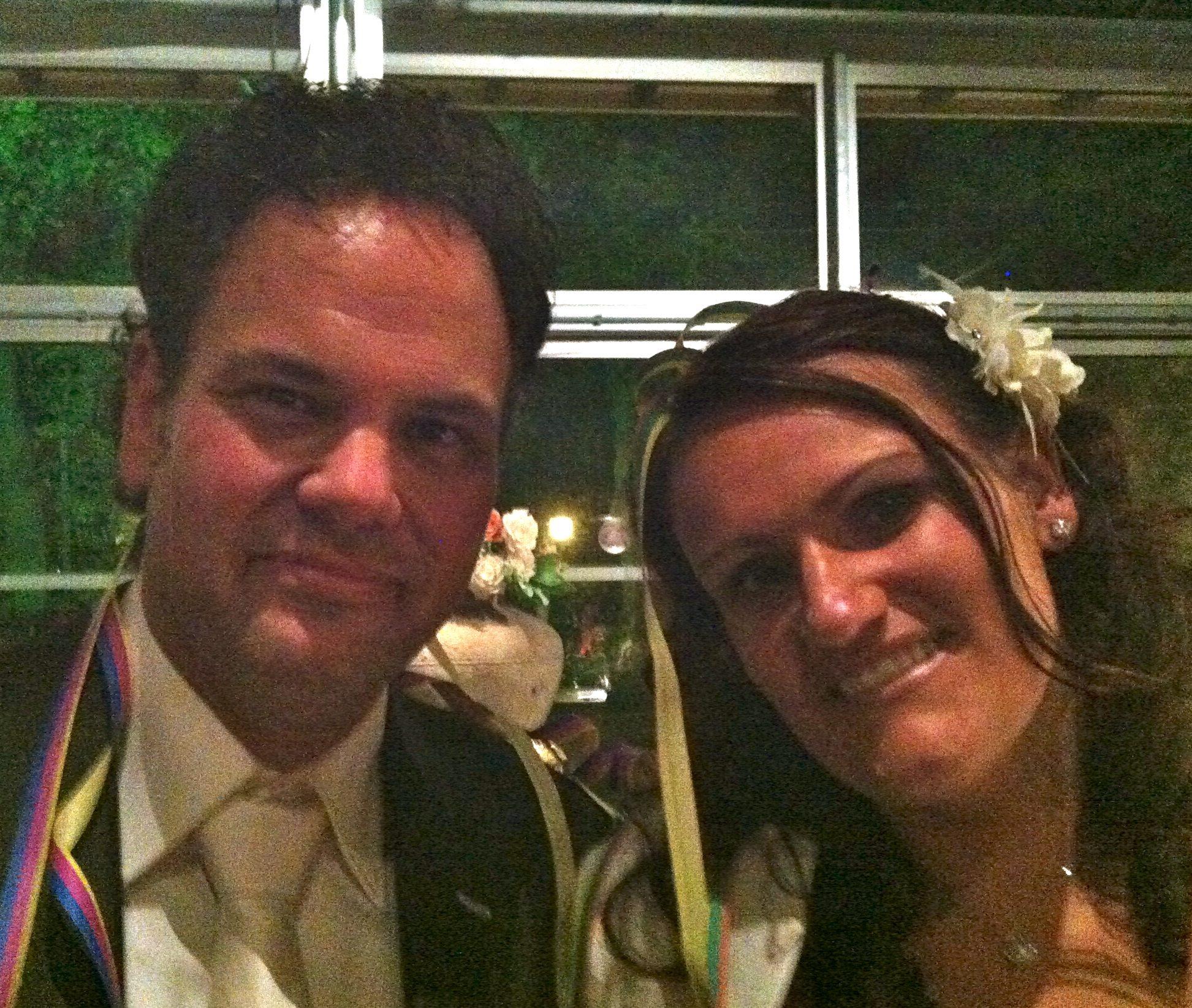 huwelijk Christiaan en Marije
