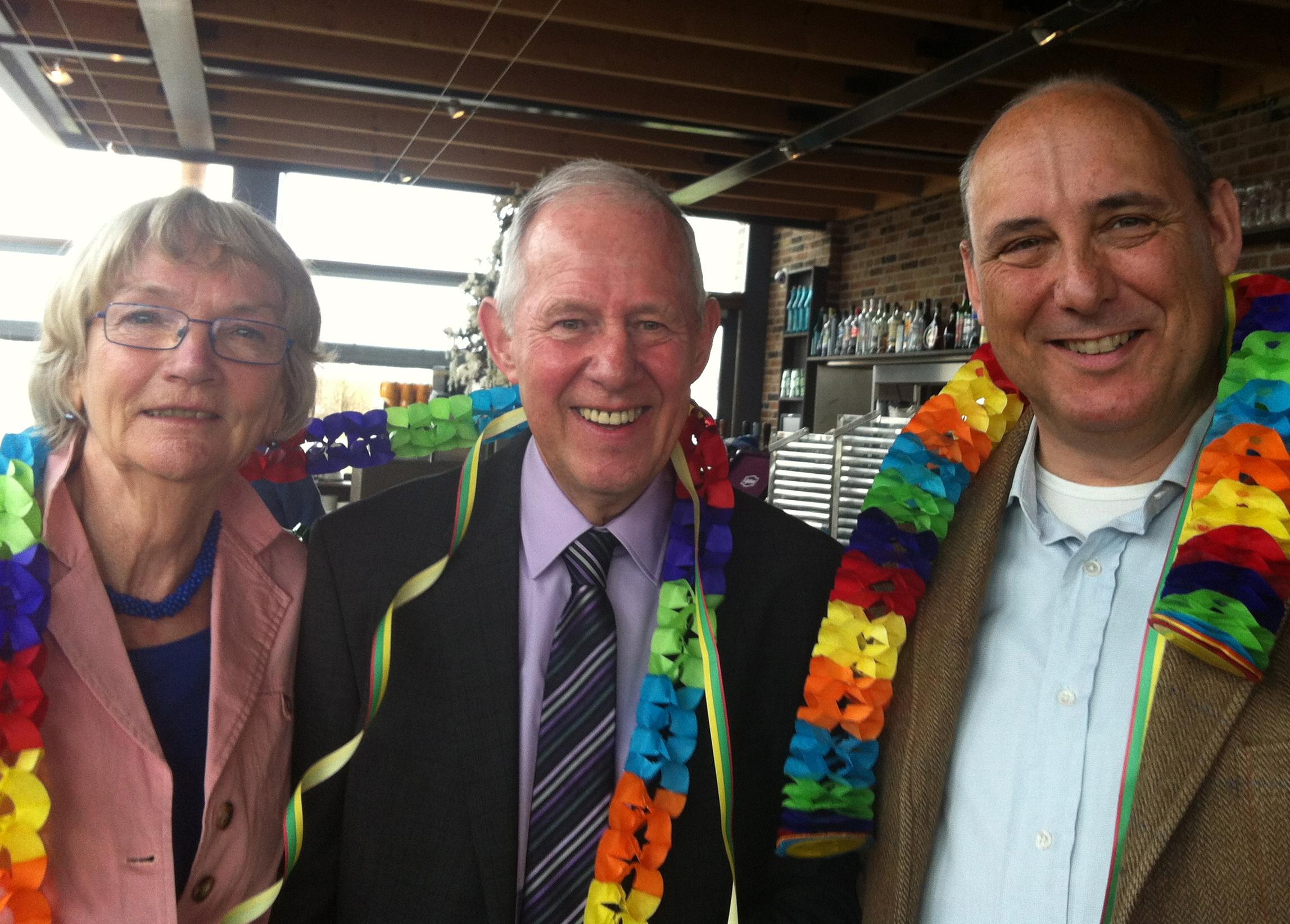 Heleen en Freek 50 jaar getrouwd